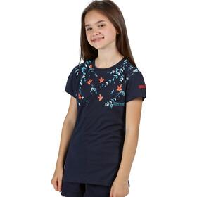 Regatta Bosley III T-Shirt Kinder navy bird